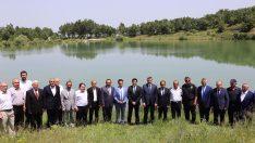 Yeşil Göl turizme kazandırılmalı