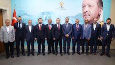 AK Parti Uğurludağ İlçe Başkanlığına Kiday atandı