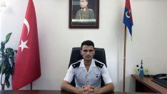 Jandarma Komutanı Yılmaz göreve başladı