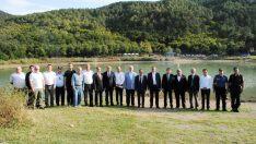 Saklı Cennet Yeşil Göl için proje hazır