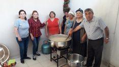 İzmir'deki Çorumlular aşure muhabbetinde buluştu