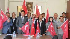 Oğuzlar Belediyesi'nden Barış Pınarına destek