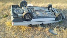 Gazeteci Bekmezci kaza yaptı