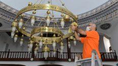 Belediye, 153 ibadethaneyi pırıl pırıl yaptı