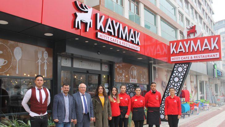 Hitit Kaymak Cafe-Restaurant yeni konseptiyle hizmette