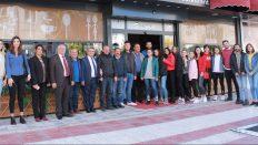Hitit Kaymak Cafe Restaurant'tan Çorum'un panterlerine jest