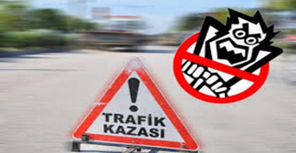 Sungurlu'da kaza: 1 ölü, 3 yaralı