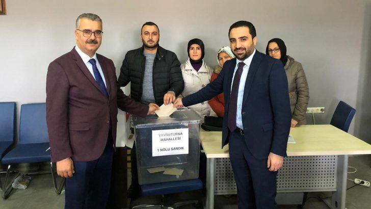 AK Parti'de delege seçimleri