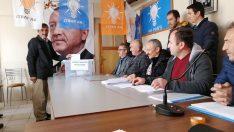 AK Parti'nin ilçelerde delege seçimleri sürüyor