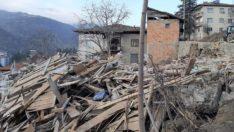 Metruk binalar yıkılıyor, Oğuzlar nefes alıyor