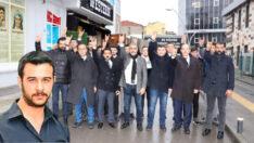 Ülkücü Şehit Çakıroğlu'nun adı sokağa verildi