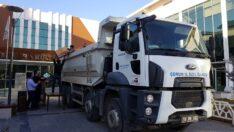 İdlib'e yardım kamyonu yola çıktı