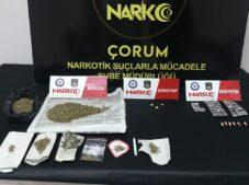 Uyuşturucu operasyonu: 13 kişi yakalandı