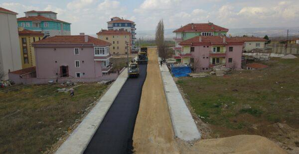 Belediye 2020 asfalt sezonunu açtı