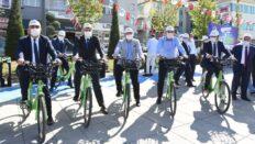 ÇORBİS projesiyle bisiklet kullanımı yaygınlaşacak