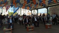 AK Parti Dodurga'da Kaplan ile devam