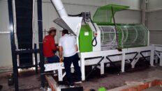 Oğuzlar'a ceviz işleme ve paketleme tesisi kuruldu