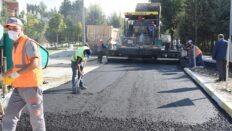 Binevler 3. Cadde sil baştan yenilendi