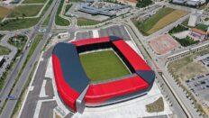 Yeni stadyum, yeni sezon için hazır