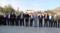 Bayat'ta toplu açılış töreni: 61 milyon liralık yatırım yapılıyor