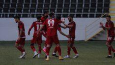 Çorum FK, son dakika golüyle 1 puana razı oldu