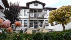 Veli Paşa Konağı restore ediliyor