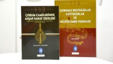 Belediye'den 2 kültür yayını