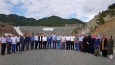 """""""Bayat ve 28 köyün 100 yıllık su problemi çözülüyor"""""""
