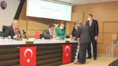 Denetim Komisyonu yeniden belirlendi