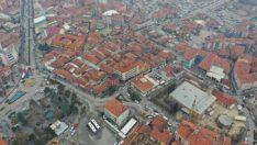 Tarihi kent meydanı için büyük adım