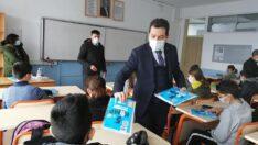 Oğuzlar Belediyesi'nden eğitime destek