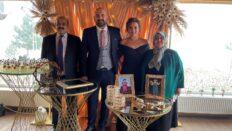 Belediye Başkanı Şen'in mutlu günü