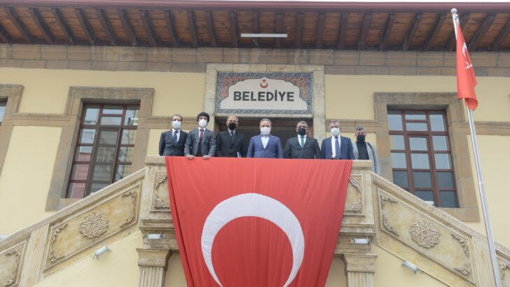 Türkiye- Azerbaycan dostluk ziyareti