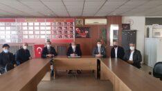 CHP, şehit ailelerini yalnız bırakmıyor