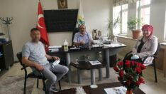 Seval Demir, ilk meclis toplantısına katıldı