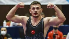 Çorumlu güreşçi Avrupa üçüncüsü