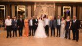 Eren Atlas'a görkemli düğün