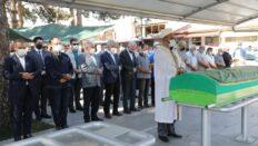 Mustafa Toprak'ın acı günü