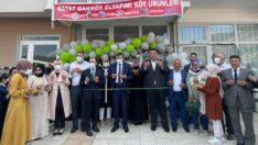 Bayat'ta kadınlar için kooperatif açıldı