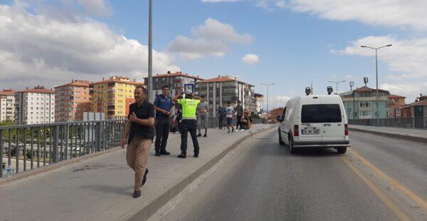 Yol verme tartışması: 1 kişi silahla vuruldu