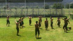 Belediye'nin pehlivanları Kırkpınar'a hazırlanıyorlar