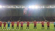 Çorum FK, ilk maçtan 1 puan aldı