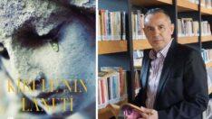 Yazar turan, 'Kibele'nin Laneti' romanıyla Çorum'da
