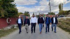 """""""Köy halkının sesine kulak veriyoruz"""""""